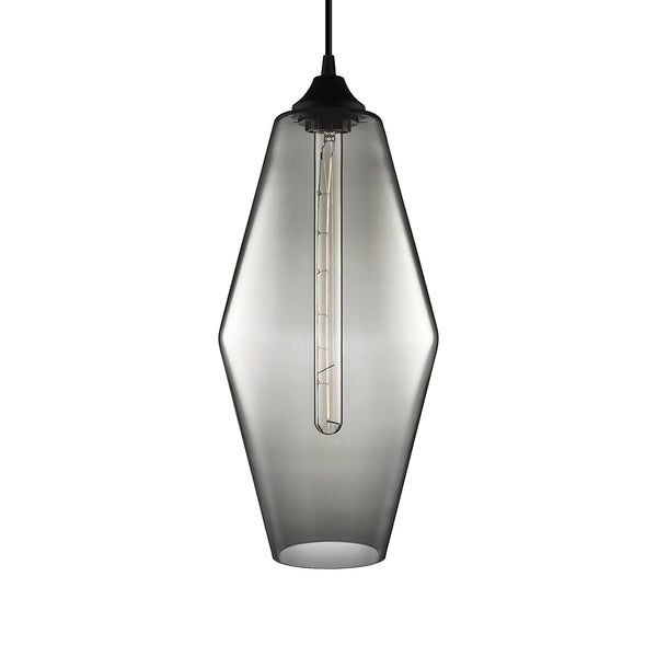 Gray Marquise Grand Pendant Light