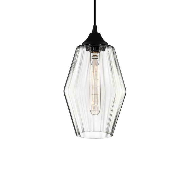 Crystal Optique Marquise Petite Pendant Light