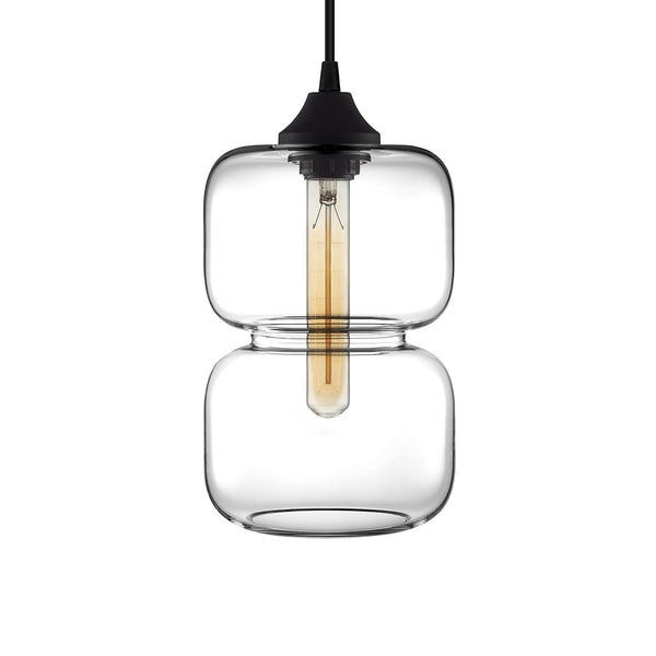 Crystal Pinch Pendant Light