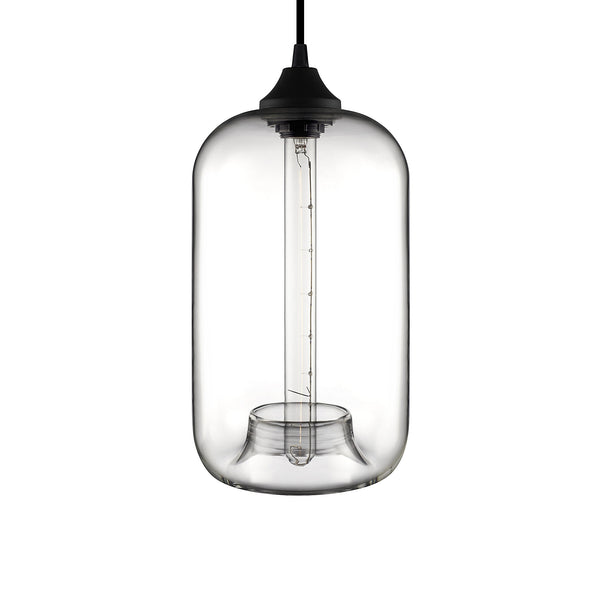 Crystal Pod Pendant Light