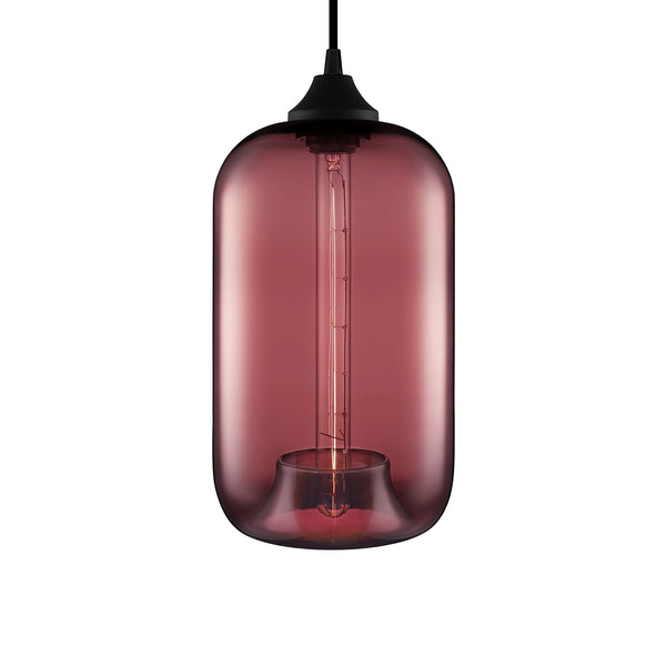 Plum Pod Pendant Light