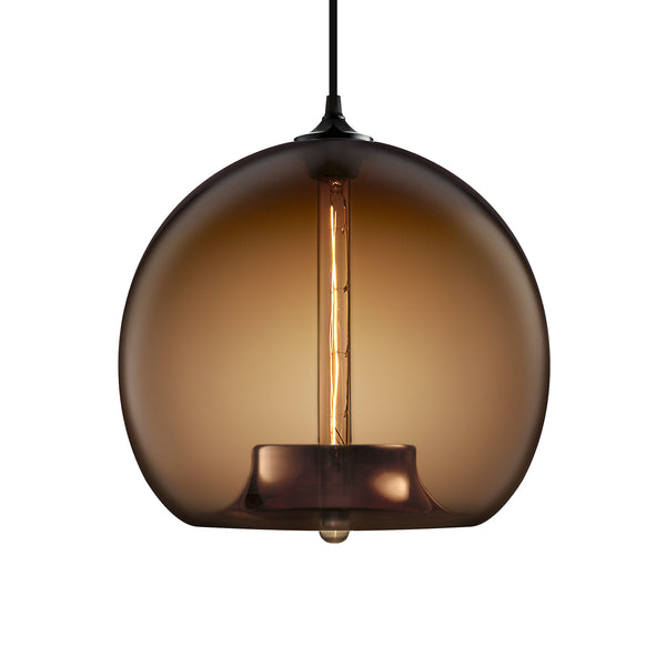 Chocolate Stamen Pendant Light
