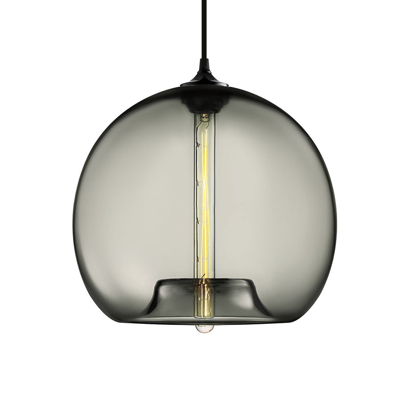 Gray Stamen Pendant Light