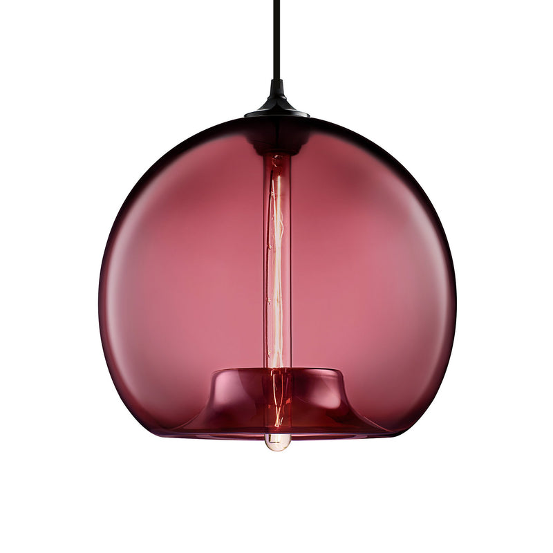 Plum Stamen Pendant Light