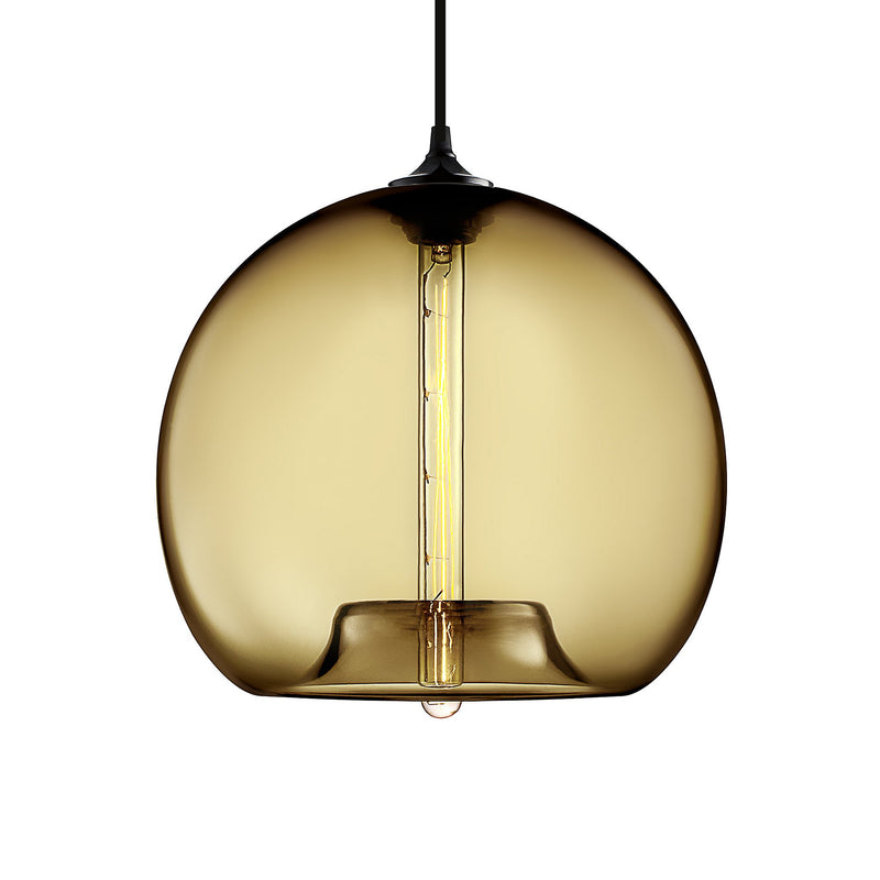 Smoke Stamen Pendant Light