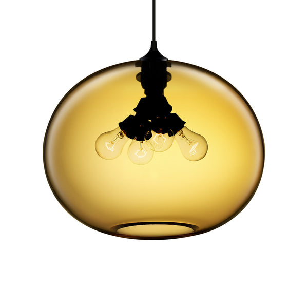 Amber Terra Pendant Light