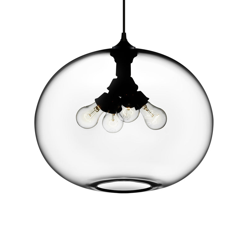 Crystal Terra Pendant Light