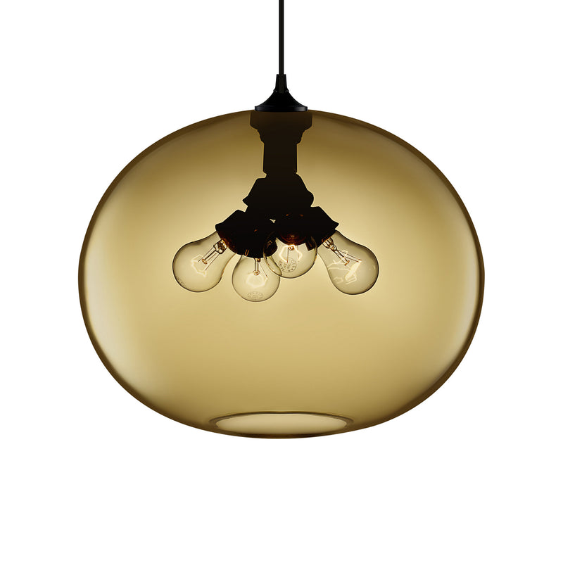 Smoke Terra Pendant Light