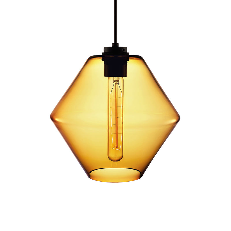 Amber Trove Pendant Light