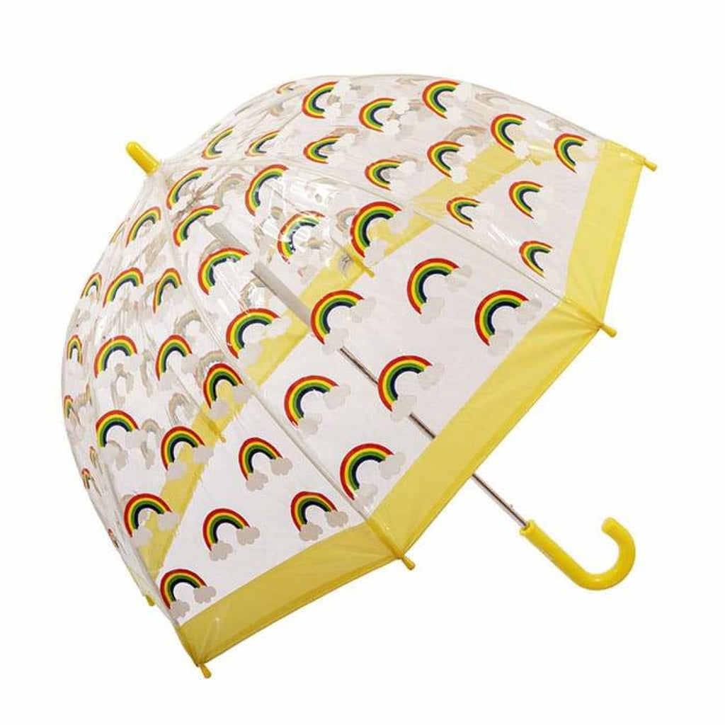Clifton Childrens Birdcage PVC Rainbow Umbrella
