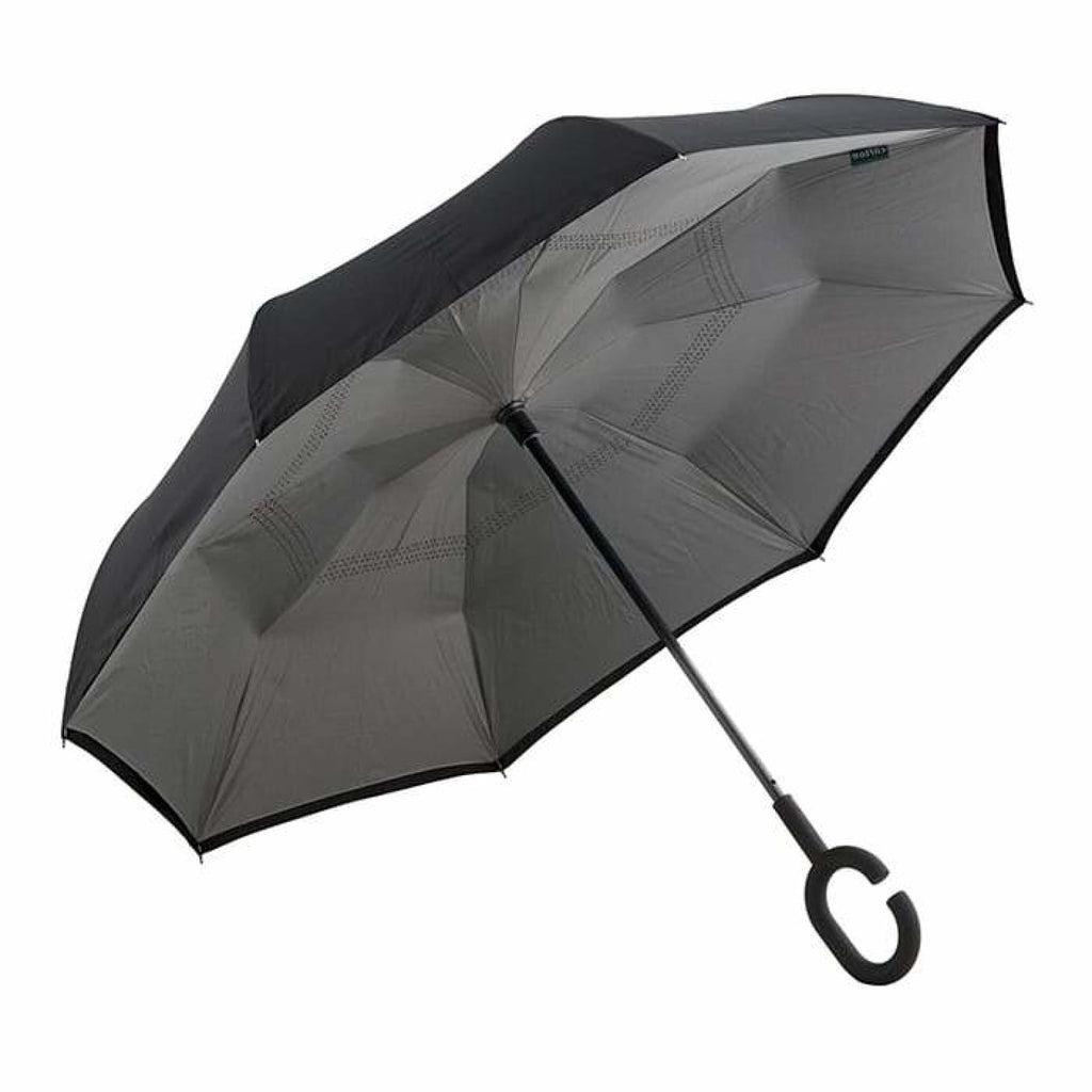 Clifton Outside-In Inverted Reverse Double Cover Black Grey