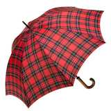 Clifton Tartan Large Windproof Manual Royal Stewart Umbrella