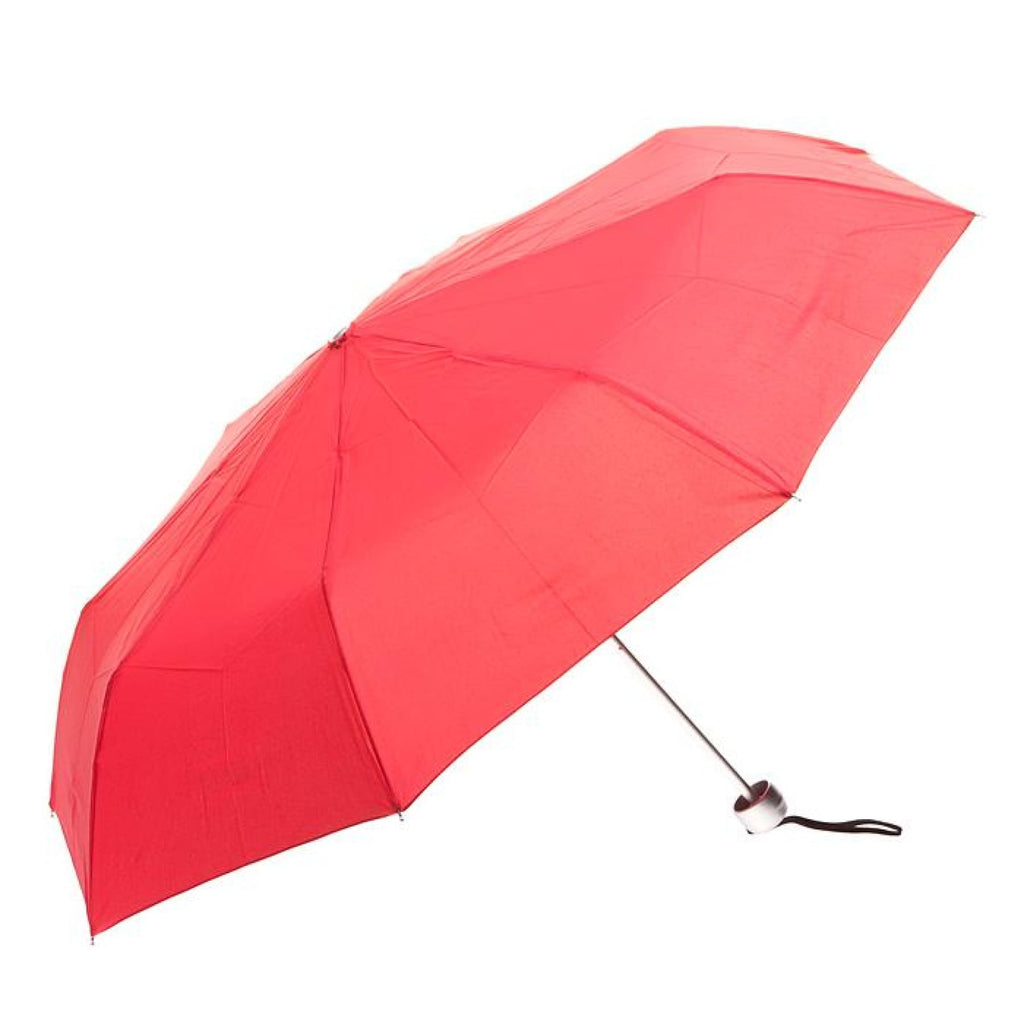 Clifton Windproof Alu Lite Folding Mini Maxi Red