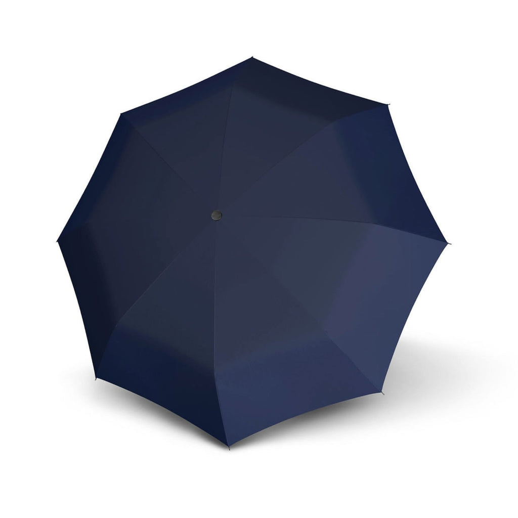 Doppler Compact Auto Carbonsteel Magic Navy Umbrella