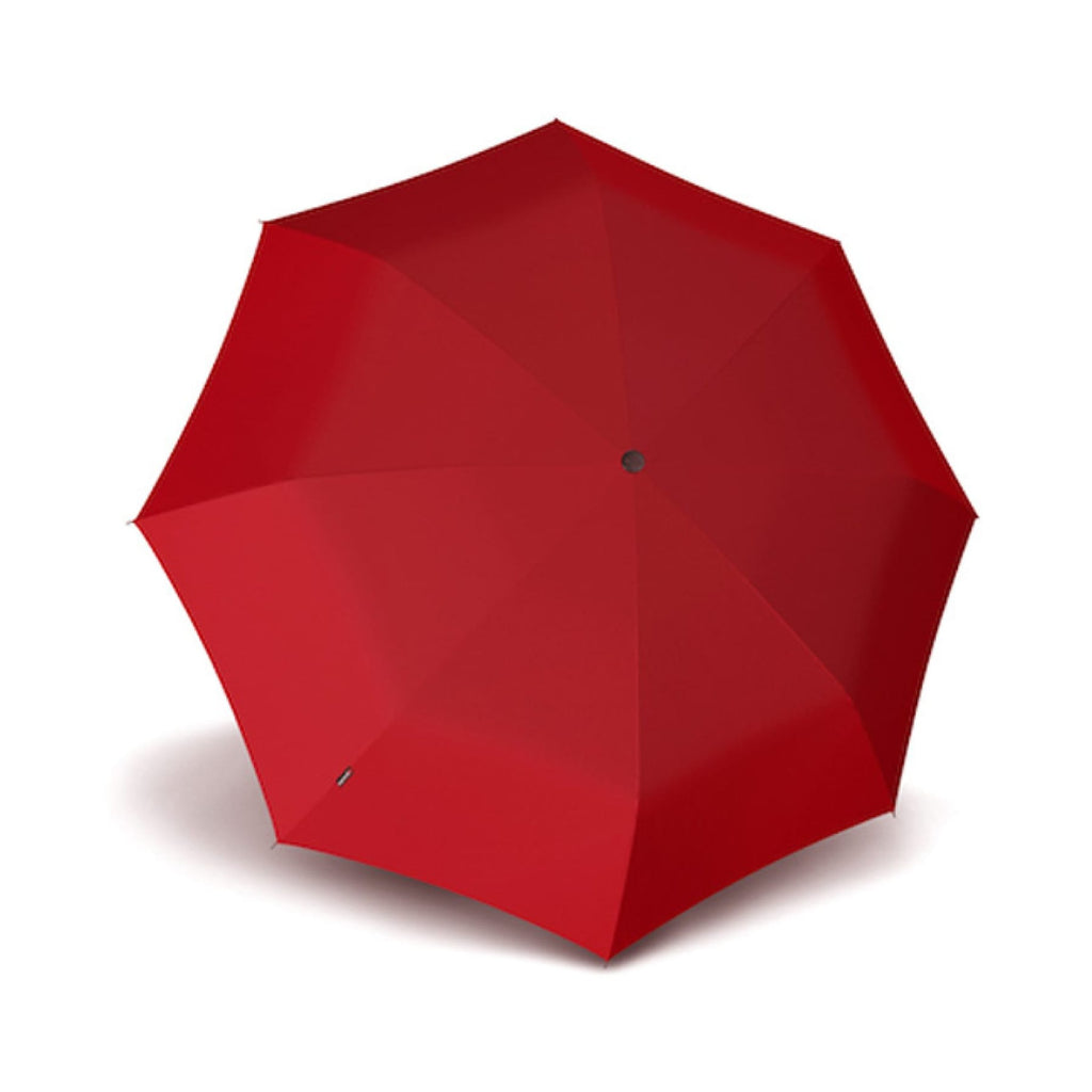 Knirps X1 Ultra Light Compact Manual Red Umbrella