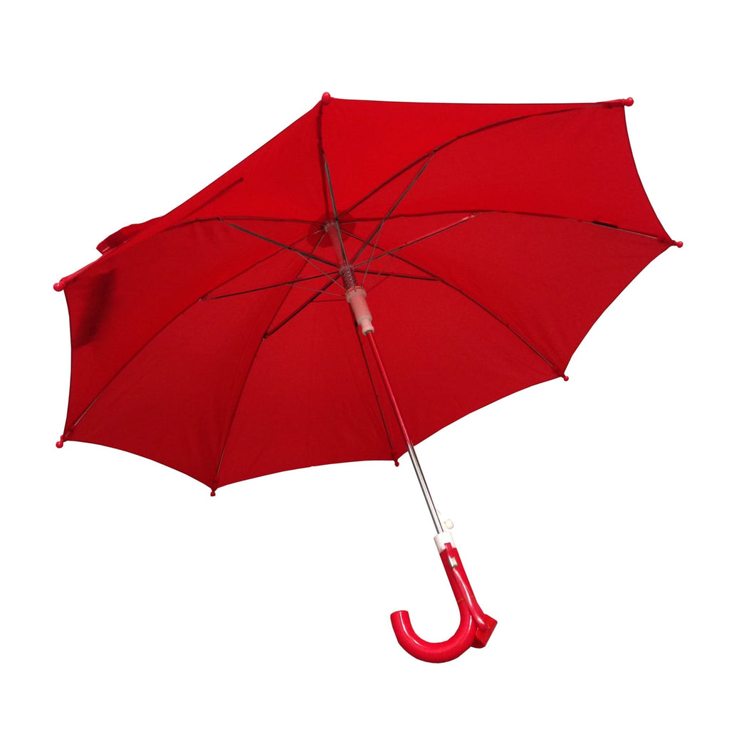 Shelta Classic Childrens Auto Umbrella Red 3