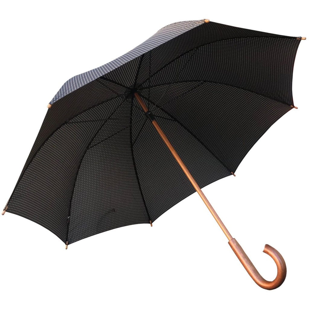 Shelta Mens Timber 8 Rib Manual Geo Umbrella