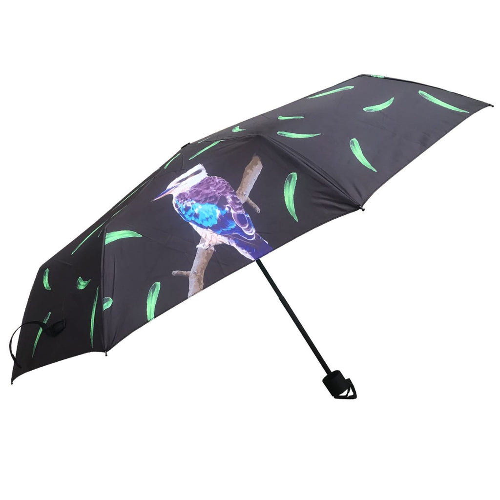 Shelta Mini Maxi Australiana Fauna Kookaburra Umbrella