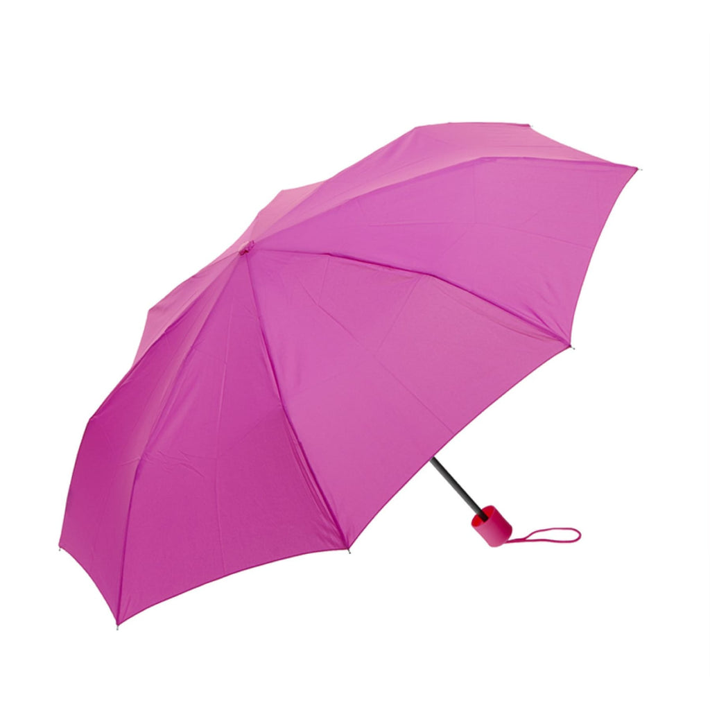 Clifton Windproof Mini Maxi Compact Deep Pink UPF50