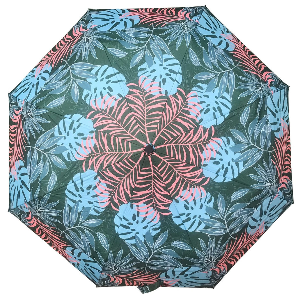 UPF50+ Shelta Auto Mini Maxi Rainforest Umbrella