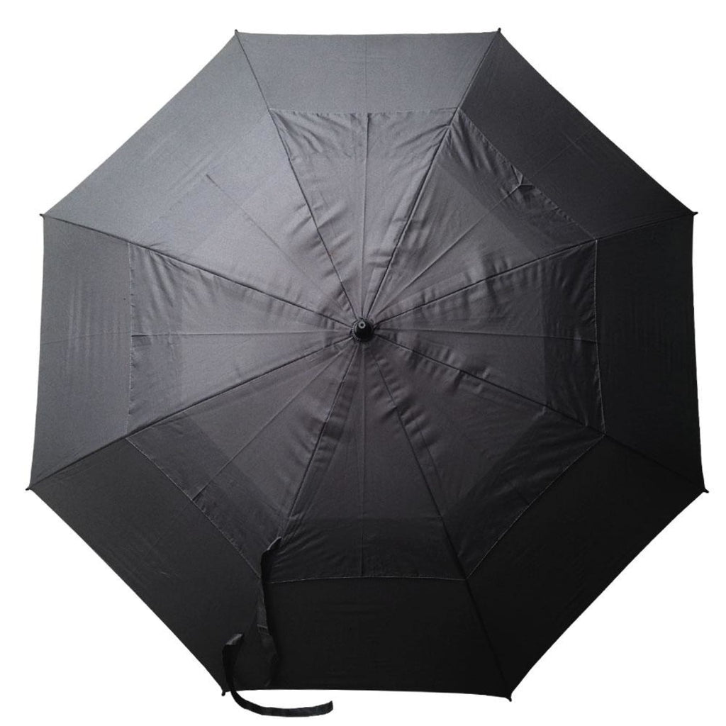 Willow Tree Eagle Auto Open Golf Umbrella Charcoal Umbrella