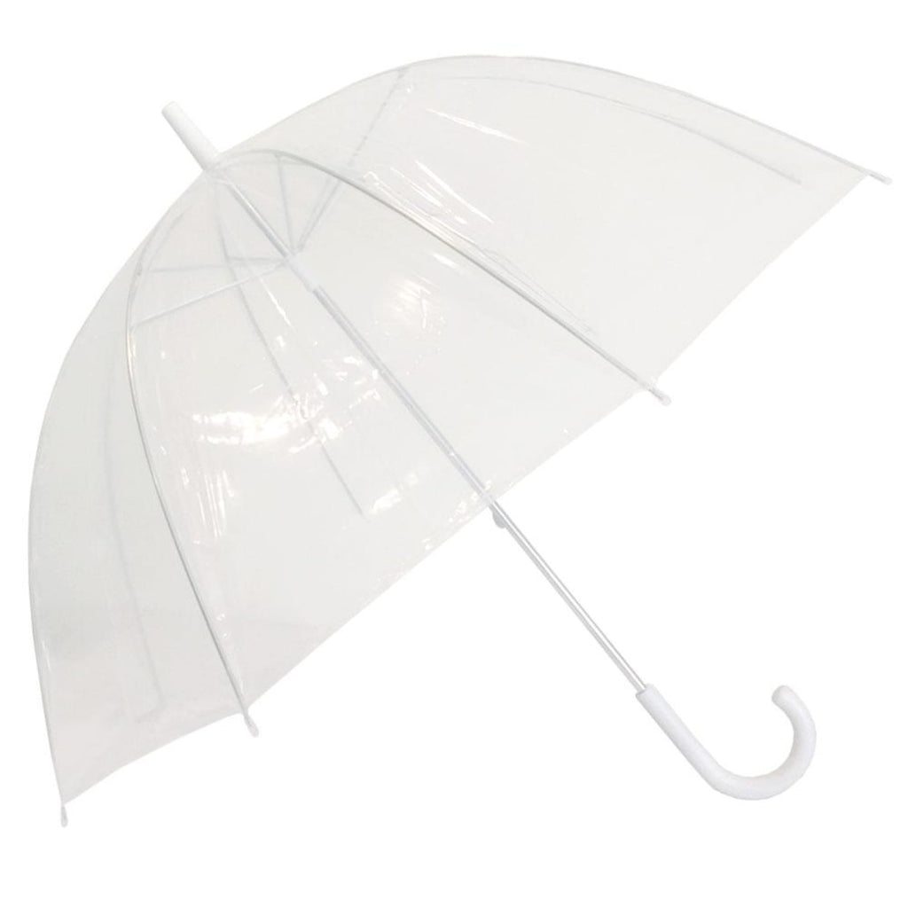 Willow Tree POE Dome Birdcage Clear Transparent Umbrella.