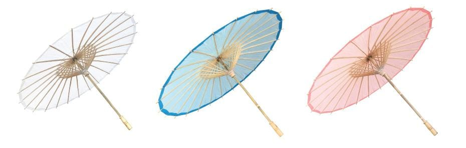 Boutique Parasols to help you keep cool