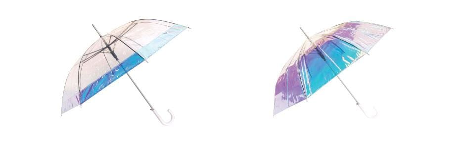 10 Things to Do with a Holographic Umbrella