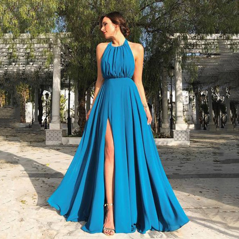 Maxi Party Dress - JulesFashions