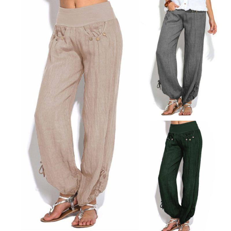 Free Spirit Loose Pants