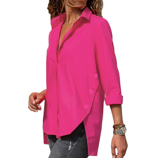 Women's Office Lady Tops - JulesFashions