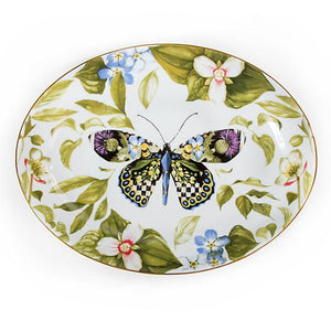 Thistle & Bee Serving Platter