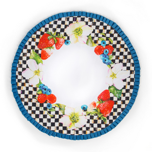 Berries And Blossoms Placemat