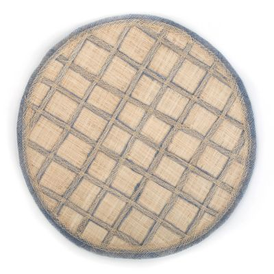 Lattice Placemat - Nasturium