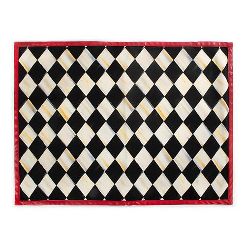 Courtly Harlequin Placemat