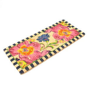 Flower Market Double Door Entrance Mat