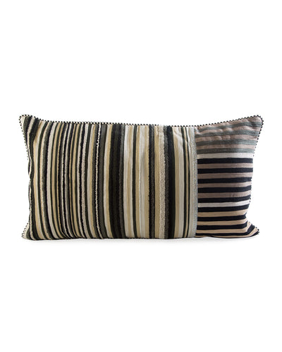 Hemmings Stripe Lumbar Pillow