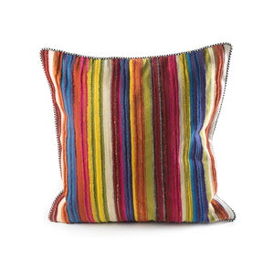 Zanskar Square Pillow
