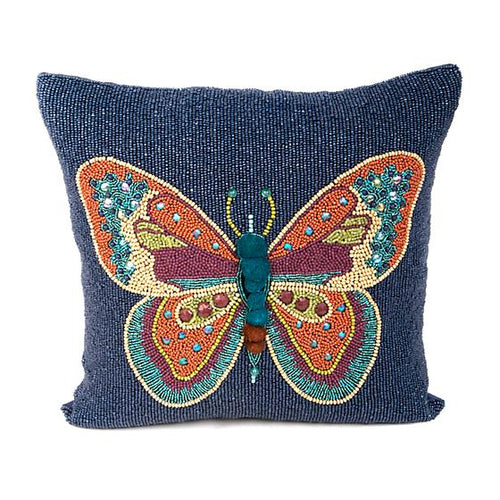 Boheme Butterfly Pillow