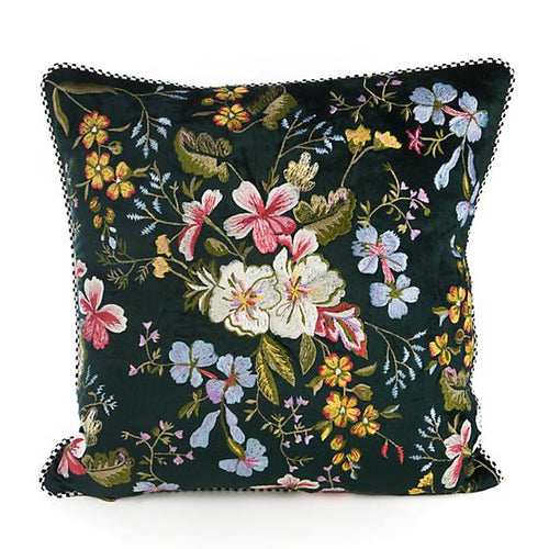 Veronica's Garden Pillow