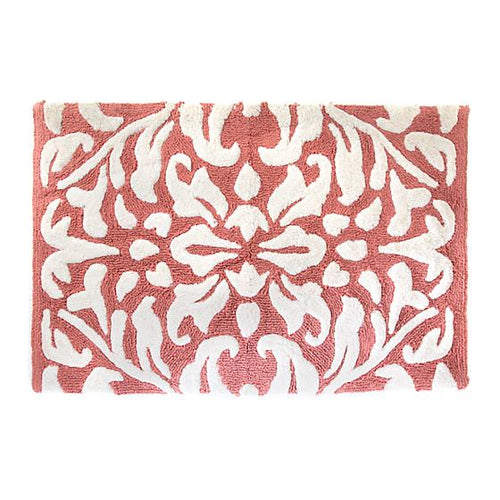 Canterbury Bath Rug - Blush