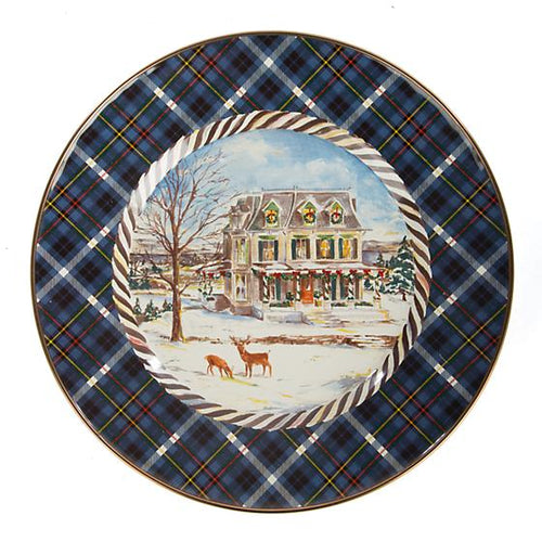 Highbanks Dinner Plate
