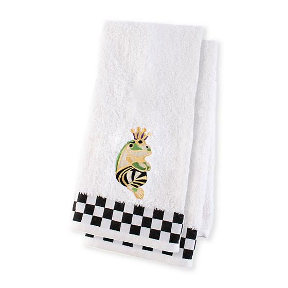 Frog Hand Towels - Set of 2