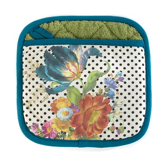 Flower Market Pot Holder