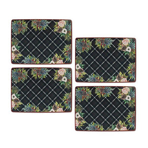 Highbanks Cork Back Placemats - Set of 4