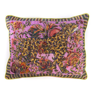 Leopard Lumbar Pillow