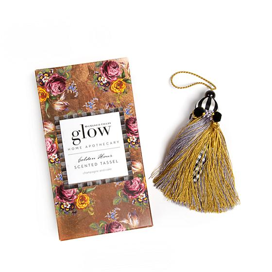 Golden Hour Scented Tassel