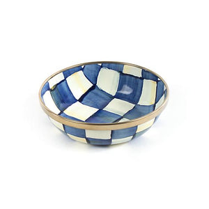 Royal Check Relish Dish