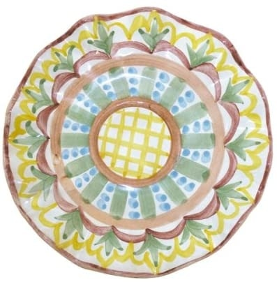Taylor Fluted Saucer - Madison