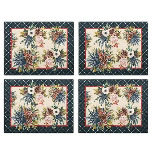 Highbanks Tapestry Placemats - Set of 4